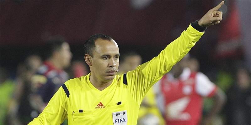 Luis Sánchez, a revalidar su experiencia en final Millonarios-Santa Fe