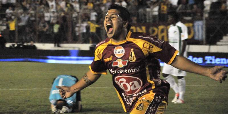 Vuelve Robin Ramírez: es nuevo jugador del Deportes Tolima