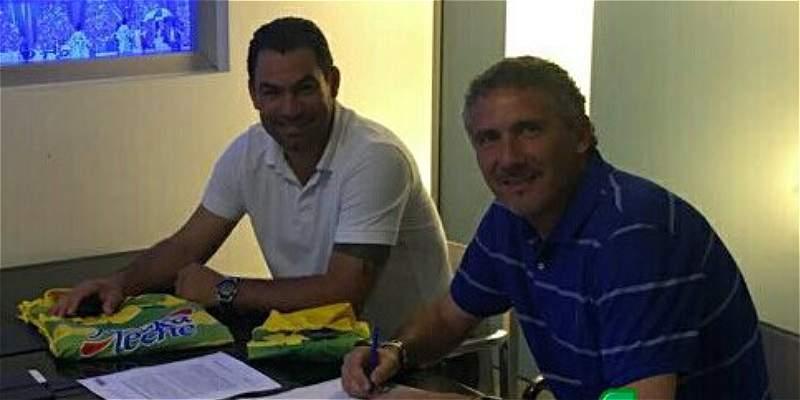 El argentino Diego Cagna es nuevo entrenador de Atlético Bucaramanga