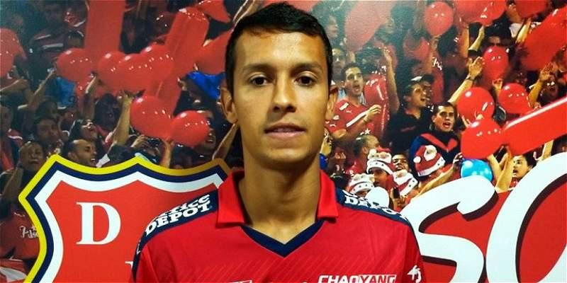 Andrés Ricaurte es nuevo refuerzo del Medellín para la Liga I-2018