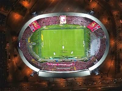 Santa Fe vs. Millonarios/GALERÍA