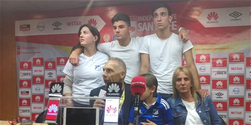 Miguel Russo Familia