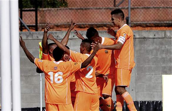 Envigado le ganó 1-0 a Águilas y se mantiene en los primeros lugares - Futbolred
