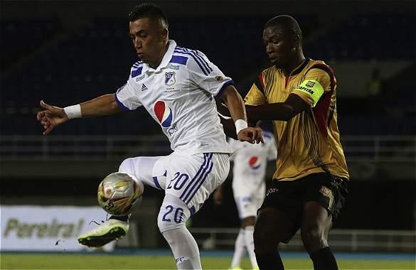 Millonarios sacó su primer punto de visitante: 0-0 con Águilas Pereira - Futbolred