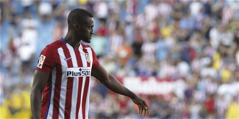 Jackson Martínez no estará con el Atlético de Madrid en viaje a Oviedo
