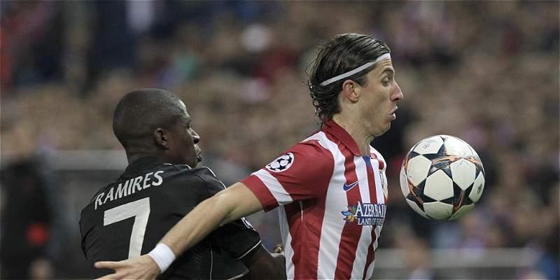 Filipe Luis regresa al Atlético de Madrid, desde Chelsea