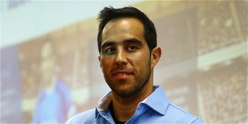 Bravo se pone a punto en Chile antes de incorporarse a Barcelona