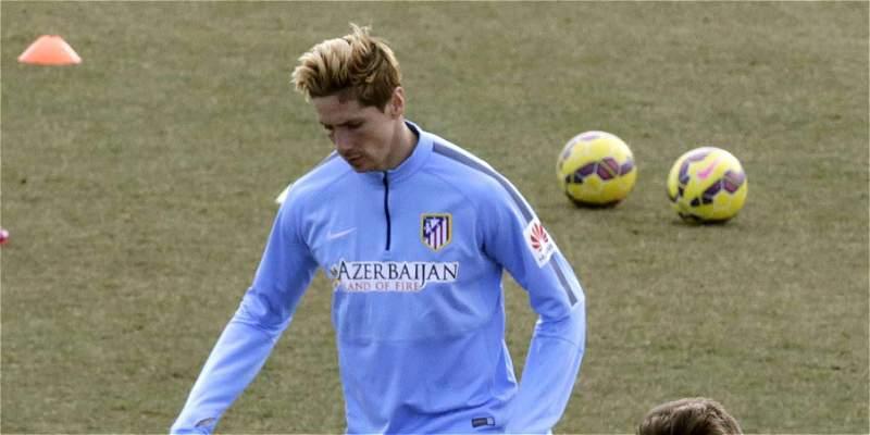 Fernando Torres Atlético de Madrid