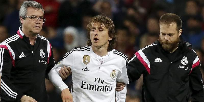 Luka Modric, interrogado en Zagreb por la fiscalía estatal
