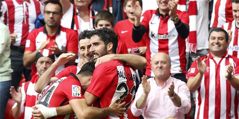 En un gran partido, Athletic remontó a Valencia y le ganó 3-1