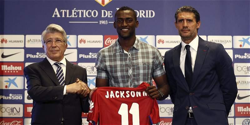 Jackson Martínez