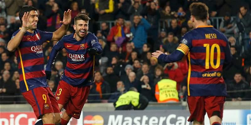 En España, el Barça recibe a Real Sociedad; el Madrid visita al Éibar