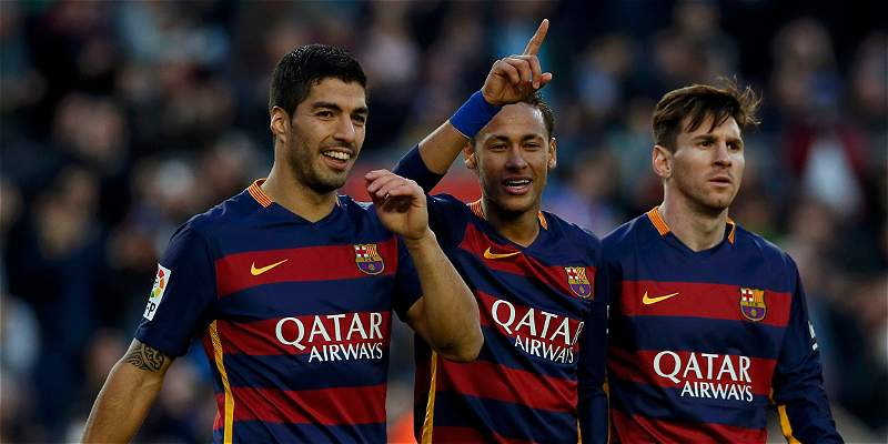 Las mejores fotografías de la goleada 4-0 de Barcelona a Real Sociedad