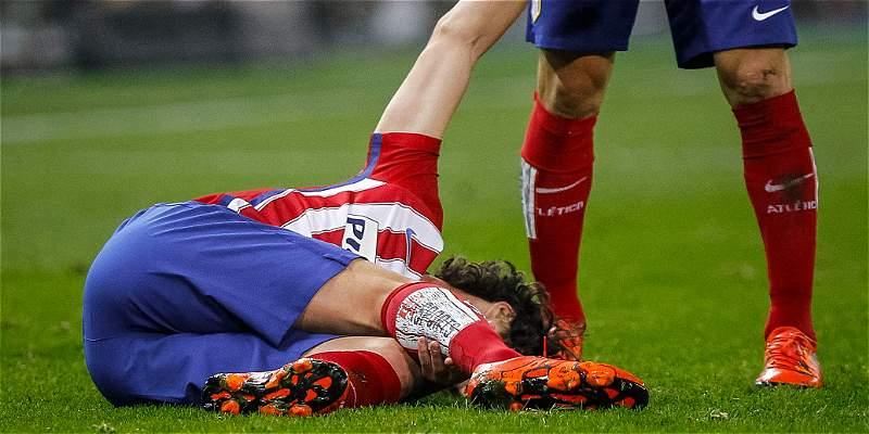 Tiago Mendes se fracturó la tibia y no jugará más esta temporada