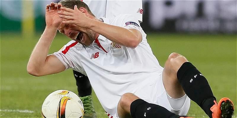 Fin de la temporada para Krohn-Dehli: entre siete y ocho meses de baja