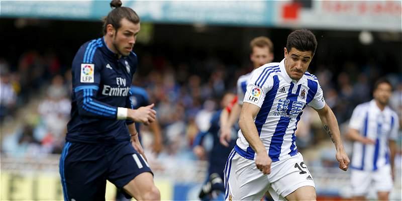 Minuto a minuto del triunfo del Madrid 0-1 sobre Real Sociedad