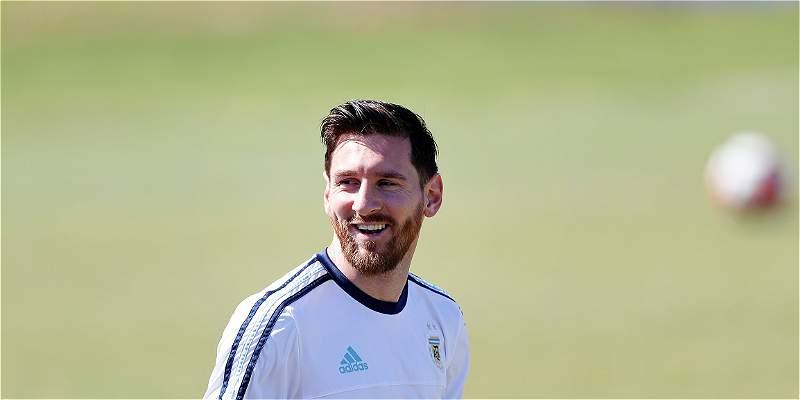 Messi cumple 29 años, a la espera de ganar la Copa con Argentina