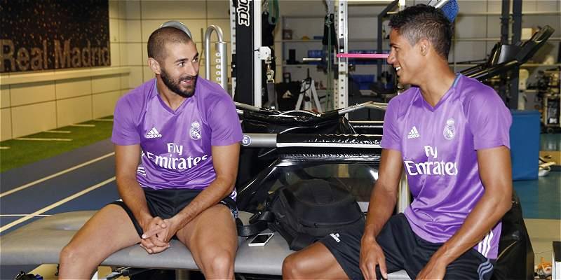 Real Madrid, sin grandes cambios, arrancó una nueva pretemporada