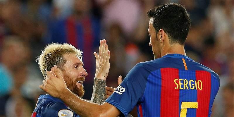 Barcelona, campeón de la Supercopa de España: venció 3-0 al Sevilla