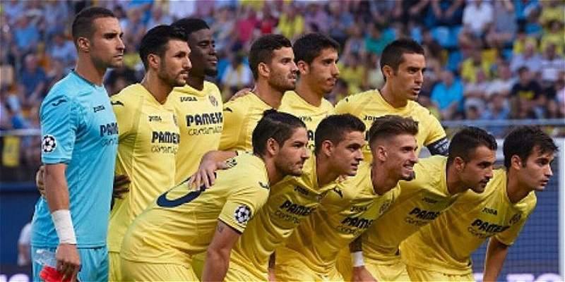 Villarreal, donde milita Borré, debuta en la Liga visitando a Granada