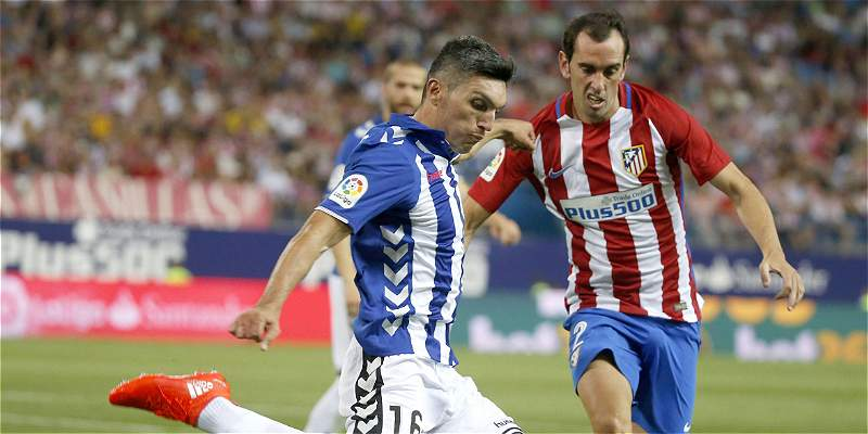 Atlético - Alavés