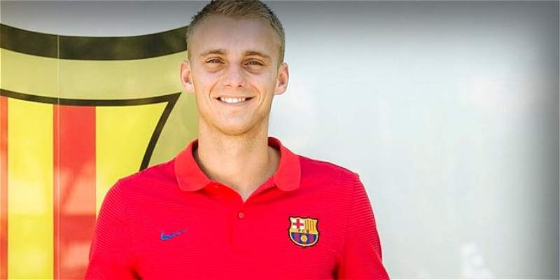 Oficial: el holandés Jasper Cillessen es nuevo arquero del Barcelona