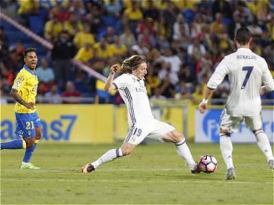 Las Palmas vs. Real Madrid / Galería