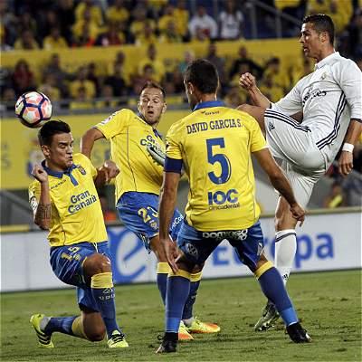 Las Palmas vs. Real Madrid