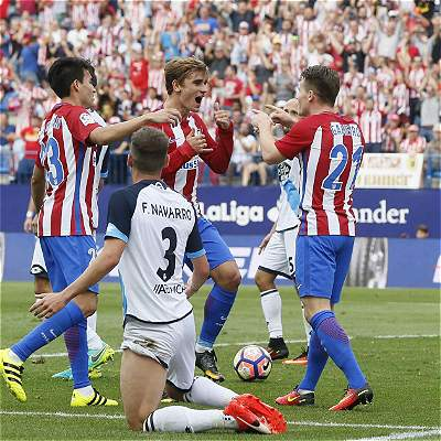 Atlético-La Coruña