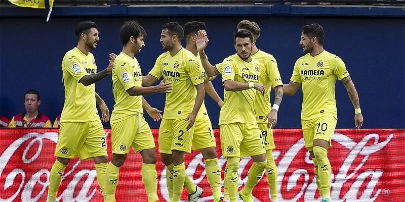 Villarreal, con Santos Borré desde el 78, se impuso 3-1 a Osasuna