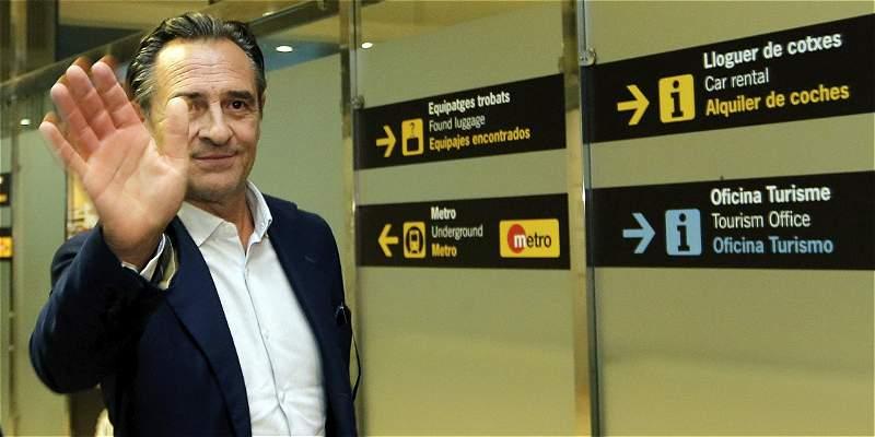 César Prandelli se convirtió en nuevo DT de Valencia, de España