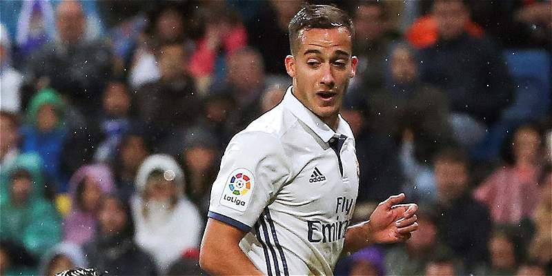 Lucas Vázquez renovó su contrato con Real Madrid hasta el 2021