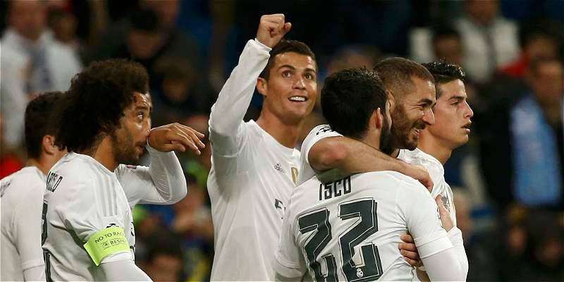 Real Madrid, a mantener la punta de la Liga cuando visite al Alavés