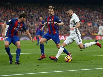 Clásico Barcelona vs. Real Madrid / Galería