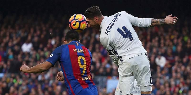 Barcelona dejó escapar los puntos al final: 1-1 frente al Real Madrid