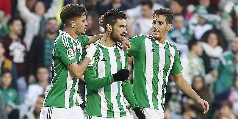 Real Betis aprovechó los errores de Leganés: lo venció 2-0