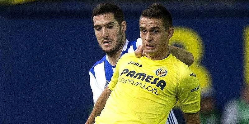 Villarreal quedó eliminado de Copa del Rey: 1-1 con Real Sociedad