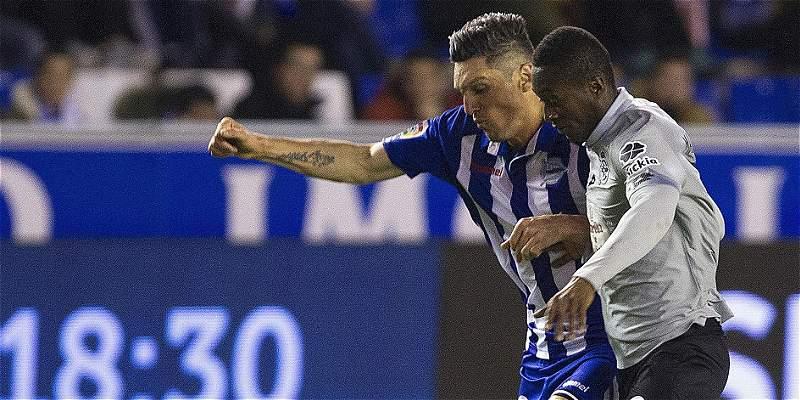 Alavés igualó 1-1 con La Coruña y lo eliminó de la Copa del Rey