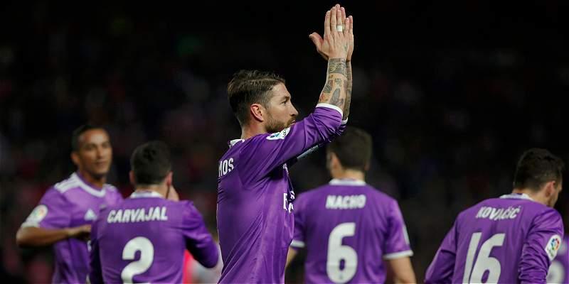 Real Madrid, encaminado a lograr el tricampeonato en el 2017
