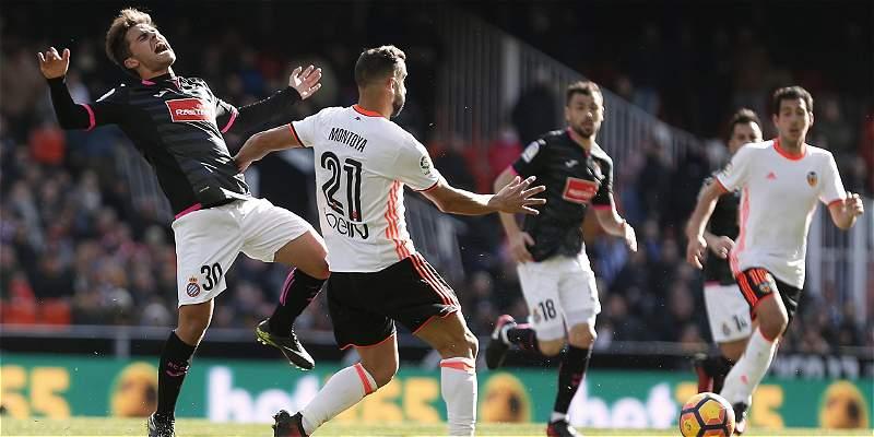 Valencia volvió a ganar en Liga de España