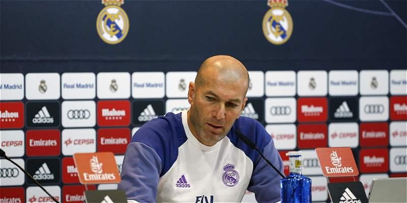 Las lesiones en el Real Madrid, la gran preocupación de Zidane