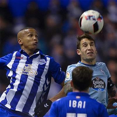 Daniel Torres jugará final de Copa del Rey: Alavés venció 1-0 al Celta