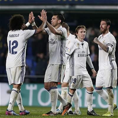 Real Madrid, fecha 25