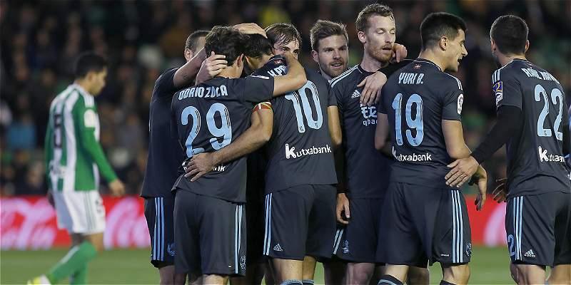 Betis Real Sociedad