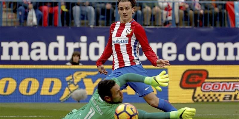 Atlético Madrid Valencia Liga España