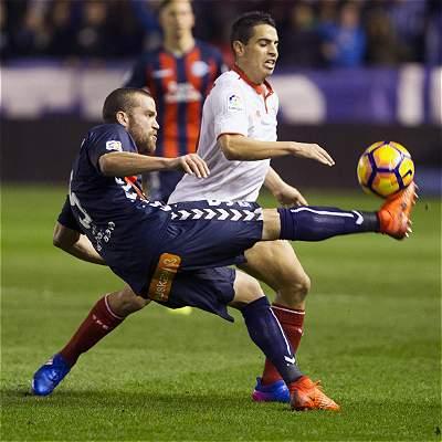 Alavés y Sevilla