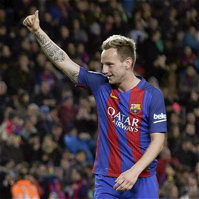 Ivan Rakitic renovó contra con Barcelona