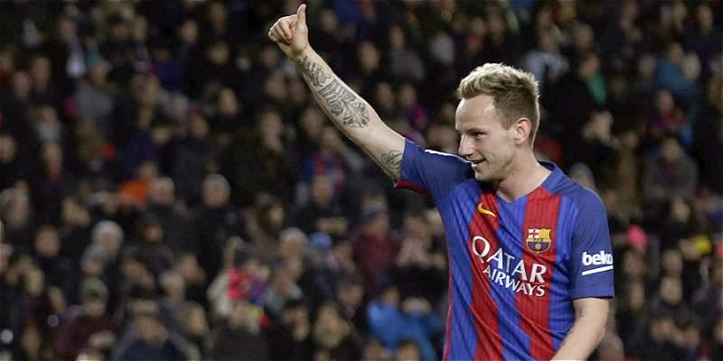 ¡Feliz cumpleaños Rakitic! Renovó contrato con Barcelona hasta 2021