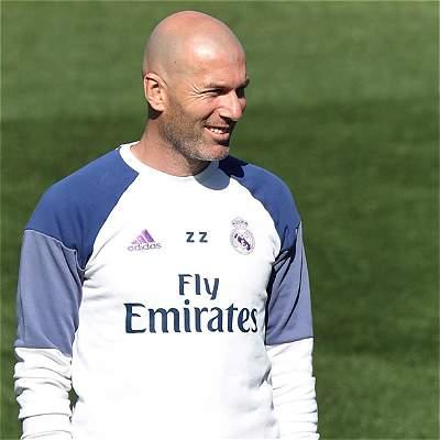 'Cuando era jugador me decía que jamás sería entrenador': Zidane