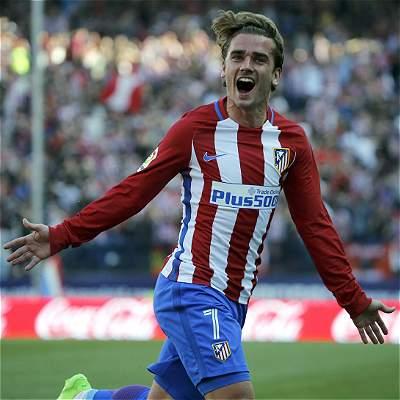 Atlético de Madrid somete 3-1 a Sevilla y Simeone derrota a Sampaoli
